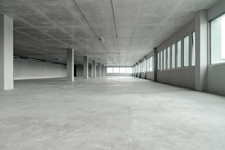 betonowa posadzka