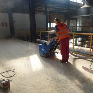 Frezowanie betonu, asfaltu, posadzek - Mielec